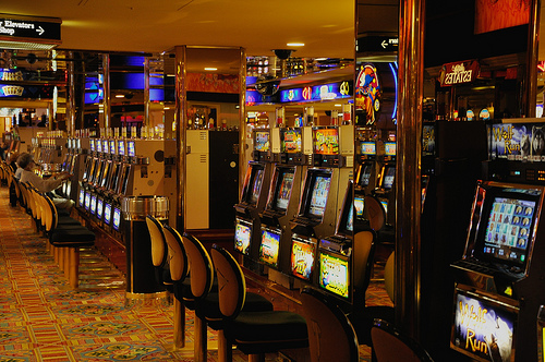 Два Колумба в казино Вулкан